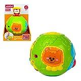 winfun - Bola de animales infantil con luz y sonido (44527)