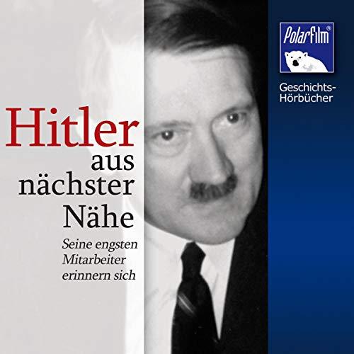Hitler - Aus nächster Nähe Titelbild