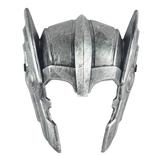 Thor: Ragnarök Halloween Thor Casco Cosplay Disfraz Hombres