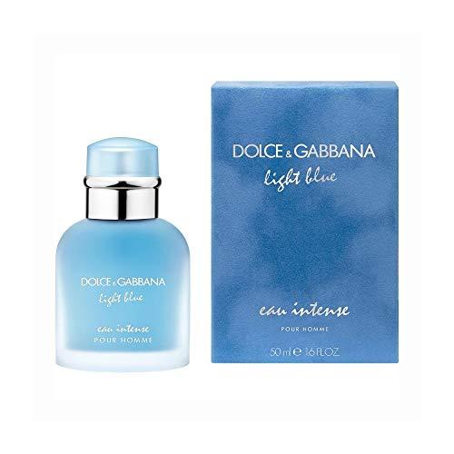 Dolce Gabbana Light Blue Eau Intense Pour Homme Edp Vapo 50 ml 1 Unidad