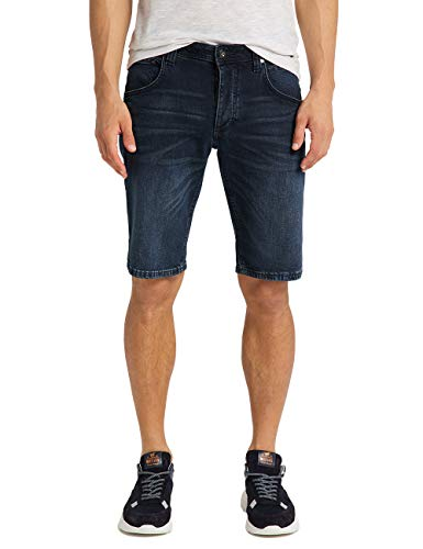 MUSTANG Herren Regular Fit Michigan Short Jeans