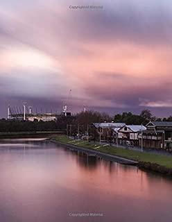 Notebook: Yarra River Melbourne Australia Australian