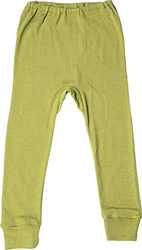 Cosilana Lange Unterhose Wolle/Seide 116 Uni Grün 21