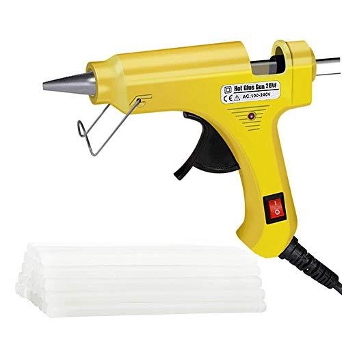 Hot Melt Glue Gun Sizzix EU Plug 20w Bars 7mm Sizzix Christmas Tools Christma...
