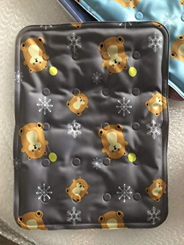 VWCDO hondengel koelmat Teddy huisdier ijskap voor kleine grote hond zomer houden koel zitkussen mat kat slaapmat