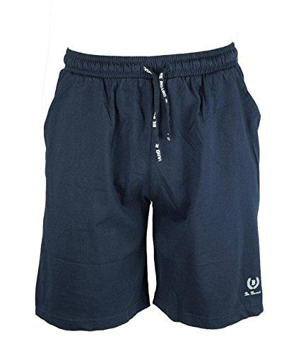 BE BOARD Pantalone Corto Bermuda Sportivo Uomo Cotone Leggero Vari Colori