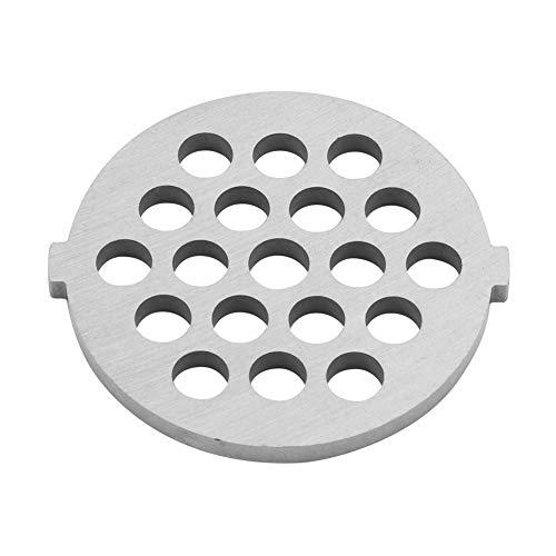 Picadora De Carne Eléctrica Trituradora Trituradora Accesorios Durable Aleación Placa De Corte Disco 5/7 Mm Agujero(7Mm)