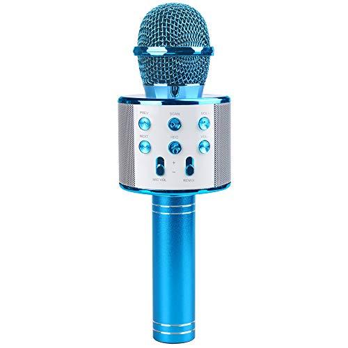 Tmox Fiesta De Micrfono Inalmbrico Bluetooth Karaoke - Mejor Regalo