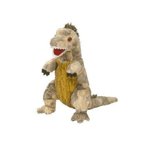 Ty Beanie Baby - Toothy The Tyrannosaurus
