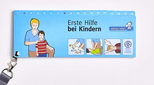Erste Hilfe bei Kindern: Der