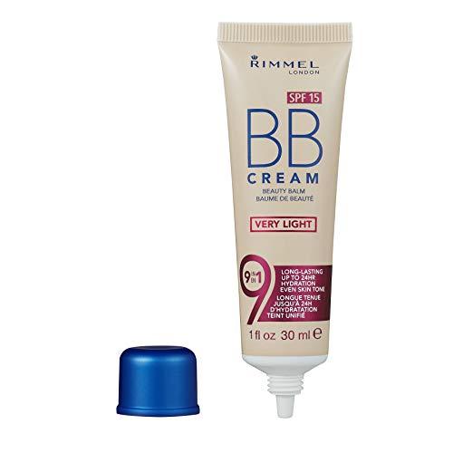 Rimmel London Match Perfection BB Cream Beauty Balm 9in1 30ml Very Light SPF15