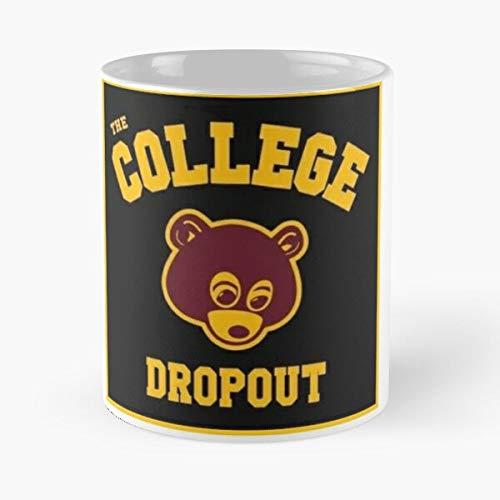 Bear Dropout College Classic Mug - 11,15 Oz.