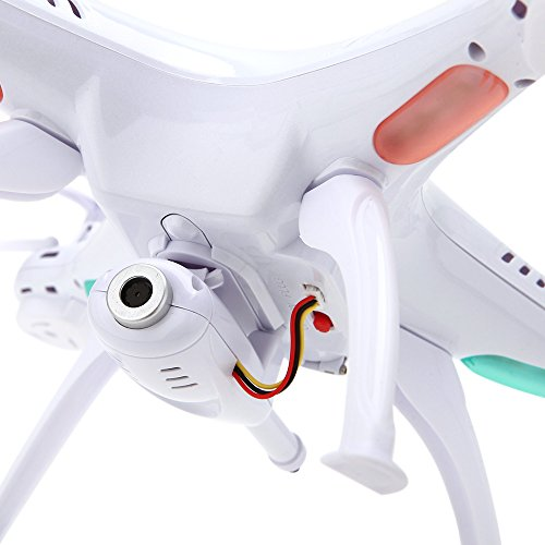 Syma X5SW 4CH 2.4G 6 Achsen Gyro RC Wifi FPV Live Übertragung Quadrocopter Quadcopter