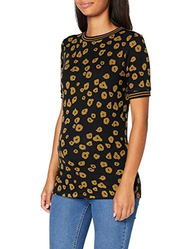 Supermom Damen Top ss Poppy T-Shirt, Honey Mustard-P645, XXL