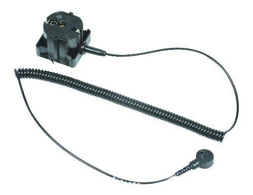 Bernstein 9-359 Câble de raccordement à la terre avec boîtier fiche isolante