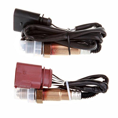 SCITOO Oxygen Sensor O2 SG1170 16121 Downstream fit for 2000-2006 for Audi TT, 1998-2001 VW Beetle, 1999-2002 VW Golf, 1999-2005 VW Jetta, 2004-2006 VW Phaeton