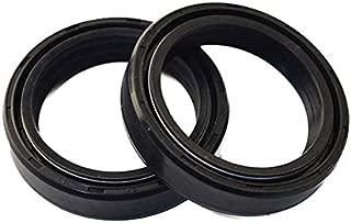 StoreDavid - Motorcycle Front Fork Damper Shock Absorber Oil Seal 455711mm For Honda CBR 600 RR 900 GL1500 Oil Seal Spare Parts
