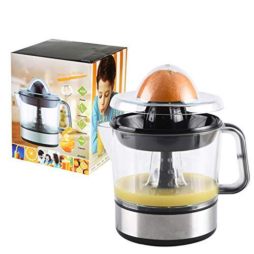 YUNYODA Electric Juicer, elektrische citruspers, elektrische sapcentrifuge, draagbare vruchtensapcentrifuge met filter…