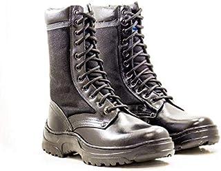 3b469a3049 Coturno Militar Espumado New Especial Couro Kallucci 3008