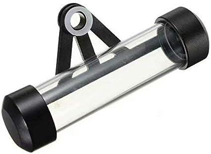 Support Vignette Porte Vignette Pour Moto Tube Cylindrique étanche Amazon Fr Bricolage