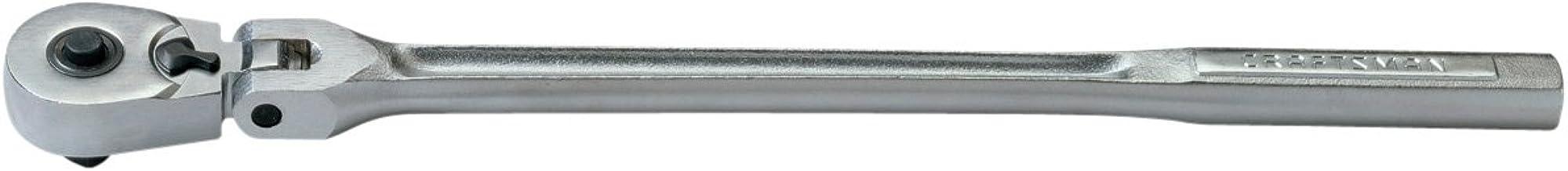 Craftsman 3/8-Inch Drive Flex Head Quick Release Teardrop Ratchet, 9-44815
