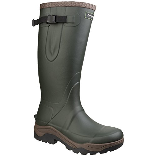 Cotswold Compass Welly, Green, 9 UK