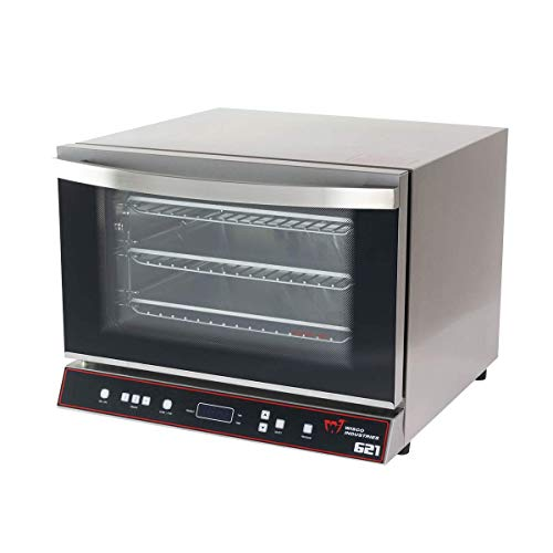 WISCO 00621-001 Plus Convection Oven,1/4 Sheet