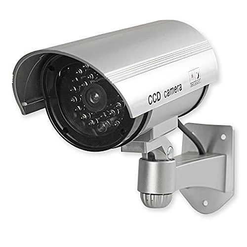 König SEC-DUMMYCAM500 - Telecamera di Sicurezza Finta