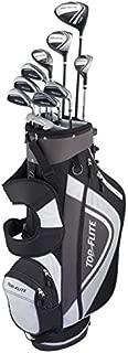 Top Flite XL 13-Piece Complete Golf Set (Graphite) RH Black/Grey New 2018