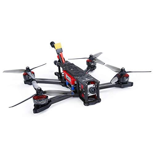 iFlight Titan DC5 5 inch 222mm 4s/6s HD FPV Racing Drone Quadcopters BNF W/SucceX-D F7 50A Stack/XING-E 2207 2450/1800KV Motor (6S TBS Nano RX)