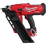 Milwaukee M18 FUEL 30 Degree Framing Nailer - No Charger, No Battery, Bare Tool Only