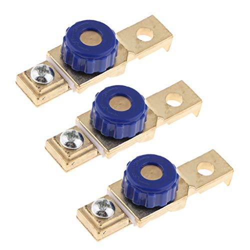 Sharplace 3 Pcs Corte Interruptor Terminal Enlace Desconectador Aislador Motor...