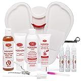 Mosadal® SUPER SET Hornhautentferner und Pflege für Hände und Füße -