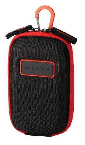 Olympus CSCH-107 Kameratasche (mit Karabinerhaken, geeignet für TG-6 und ältere Modelle)