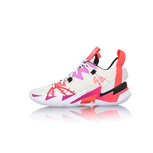 Jordan Zapatos De Hombre Nike Why Not Zero.3 SE CK6611-101, (Vela/Aura Flash), 47 EU