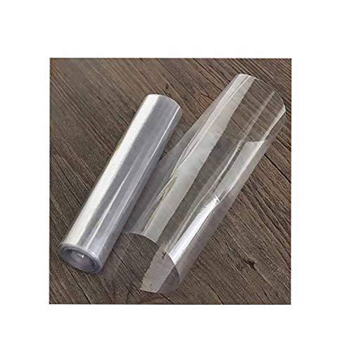 Alamor Film Transparent De Protection De Voiture De Vinyle Enveloppes Universelles Clear 3M * 15 cm
