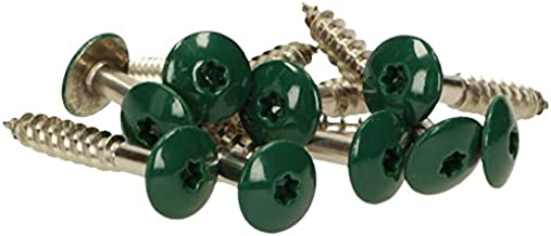 Meisterling® gevelschroeven 4,8 x 38 mm met platte kop, V2a roestvrij staal