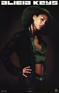 Alicia Keys 11x17 Music Poster