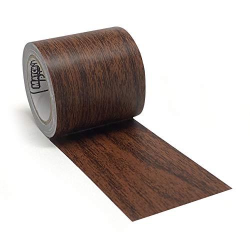 Match 'N Patch Realistic Repair Tape, Dark Walnut