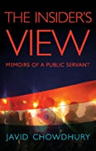 Best the insider's view memoirs of a public servant Reviews