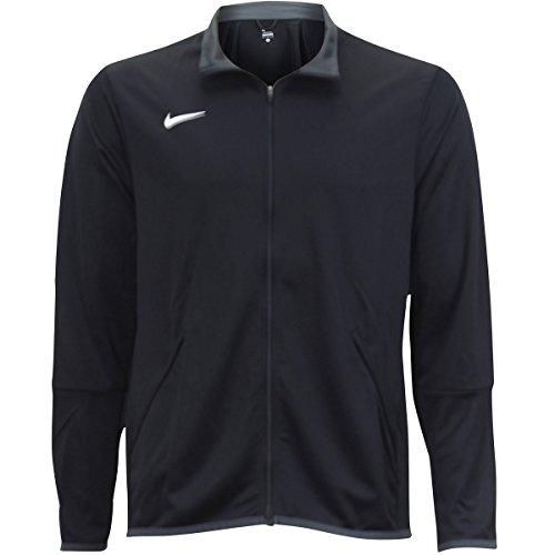 Nike Mens Epic Jacket Team Black/Team Anthracite/White Size XL