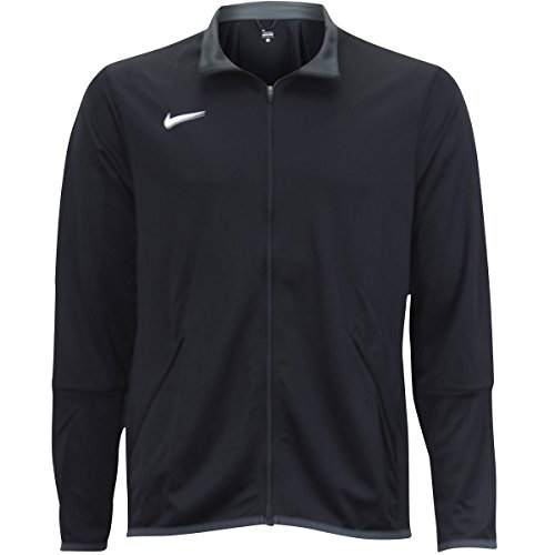 Nike Mens Epic Jacket Team Black/Team Anthracite/White Size XL