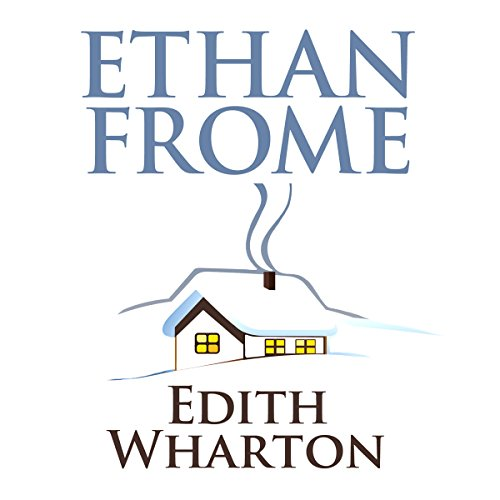 Ethan Frome audiobook cover art