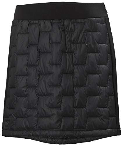 Helly-Hansen Womens Lifaloft Insulator Skirt, 990 Black, Medium