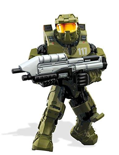 Mega Bloks Halo Heroes Master Chief Figure