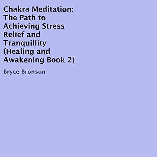 Chakra Meditation audiobook cover art