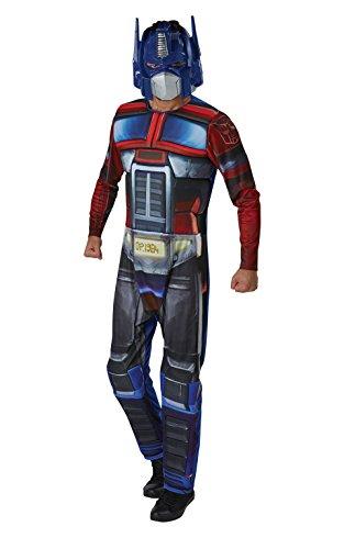 Rubies 's oficial Transformers Optimus Prime adultos disfraz
