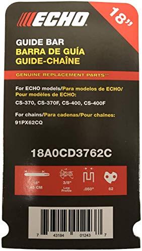 Echo 18A0CD3762C Chainsaw Guide Bar 18