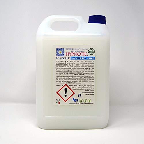 Luxury Line Ecobolle: Detersivo Per Lavatrice ULTRA PROFUMATO Hypnotic, Qualità Superiore (20KG)