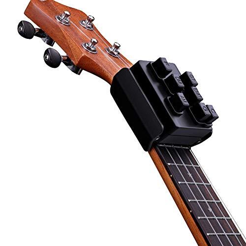 Ukulelen-Lernsystem Gitarren-Lernsystem Lehrmittel Akkord Buddy Chord Assisted Learning Tools Hilfe für Ukulelen-Anfänger